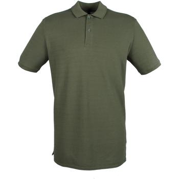 Abbigliamento Uomo Polo maniche corte Henbury HB101 Oliva