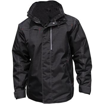 Abbigliamento Uomo giacca a vento Result RS326 Nero