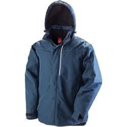 Abbigliamento Uomo giacca a vento Result RS326 Blu navy