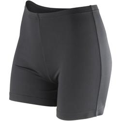 Abbigliamento Donna Shorts / Bermuda Spiro Softex Nero
