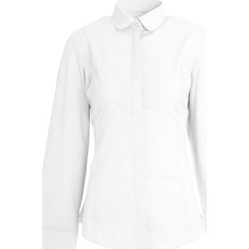 Abbigliamento Donna Camicie Brook Taverner Trevi Bianco