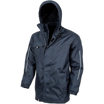 Abbigliamento Uomo giacca a vento Result R236X Blu navy