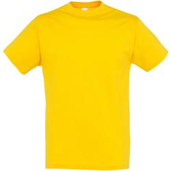 Abbigliamento Uomo T-shirt maniche corte Sols 11380 Oro