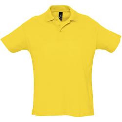 Abbigliamento Uomo Polo maniche corte Sols Summer II Oro