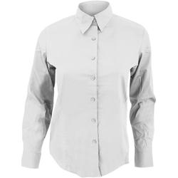 Abbigliamento Donna Camicie Sols Eden Bianco