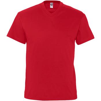 Abbigliamento Uomo T-shirt maniche corte Sols 11150 Rosso