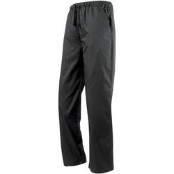 Abbigliamento Pantaloni da tuta Premier PR553 Nero
