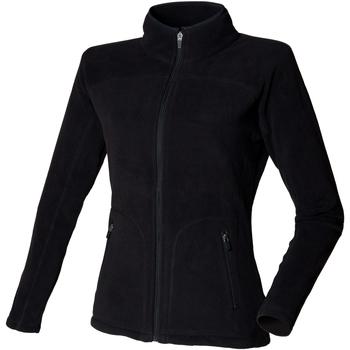 Abbigliamento Donna Felpe in pile Skinni Fit SK028 Nero