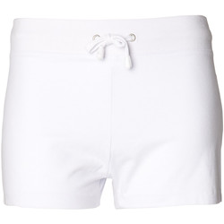 Abbigliamento Donna Shorts / Bermuda Skinni Fit SK062 Bianco