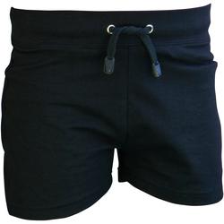 Abbigliamento Bambino Shorts / Bermuda Skinni Fit SM062 Nero