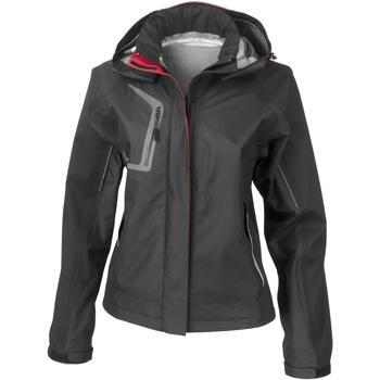 Abbigliamento Donna giacca a vento Spiro Nero Nero