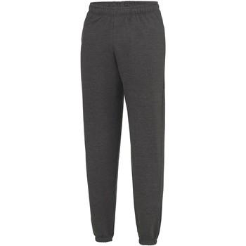 Abbigliamento Uomo Pantaloni da tuta Awdis JH072 Carbone