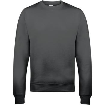 Abbigliamento Uomo Felpe Awdis JH030 Carbone