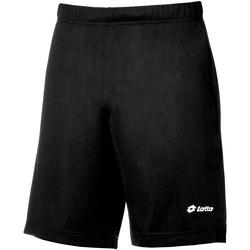 Abbigliamento Bambino Shorts / Bermuda Lotto Omega Nero