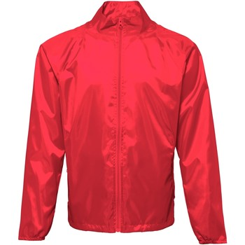 Abbigliamento Uomo giacca a vento 2786 TS010 Rosso