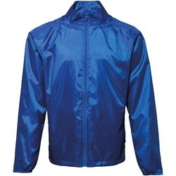 Abbigliamento Uomo giacca a vento 2786 TS010 Blu reale