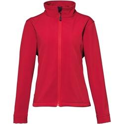 Abbigliamento Donna Felpe in pile 2786 TS12F Rosso