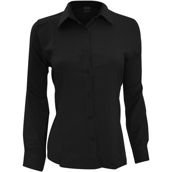 Abbigliamento Donna Camicie Henbury Wicking Nero