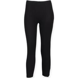 Abbigliamento Donna Leggings Skinni Fit SK068 Nero