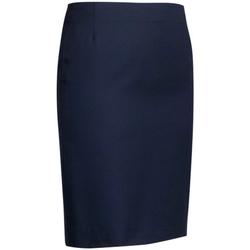 Abbigliamento Donna Gonne Brook Taverner Sigma Straight Blu navy