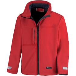 Abbigliamento Bambino Giubbotti Result R121X Rosso