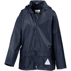 Abbigliamento Bambino Tuta Result RE95J Blu navy