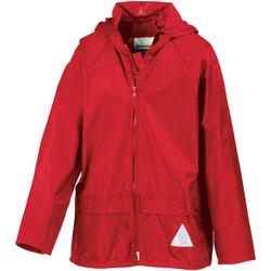 Abbigliamento Bambino Tuta Result RE95J Rosso