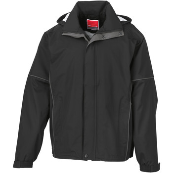 Abbigliamento Uomo giacca a vento Result R111M Nero