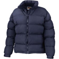 Abbigliamento Donna Piumini Result R181F Blu navy