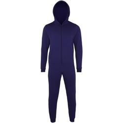 Abbigliamento Unisex bambino Pigiami / camicie da notte Colortone CC01J Blu Navy