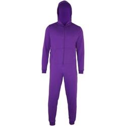 Abbigliamento Unisex bambino Pigiami / camicie da notte Colortone CC01J Viola