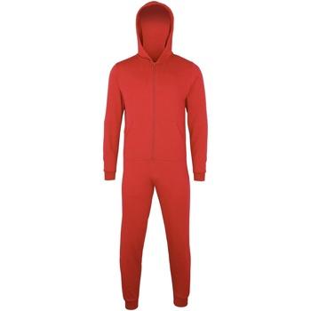 Abbigliamento Unisex bambino Pigiami / camicie da notte Colortone CC01J Rosso