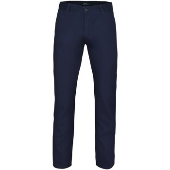 Abbigliamento Uomo Chino Asquith & Fox AQ050 Blu navy