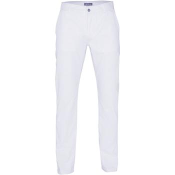 Abbigliamento Uomo Chino Asquith & Fox AQ050 Bianco