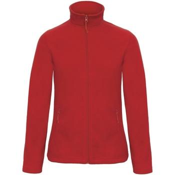 Abbigliamento Donna Felpe in pile B And C FWI51 Rosso
