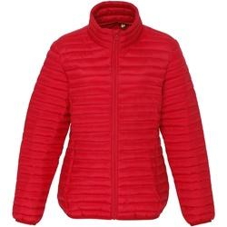 Abbigliamento Donna Piumini 2786 TS18F Rosso
