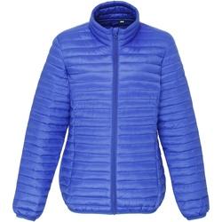 Abbigliamento Donna Piumini 2786 TS18F Blu reale