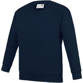 Abbigliamento Unisex bambino Felpe Awdis AC01J Blu navy