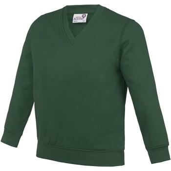 Abbigliamento Unisex bambino Felpe Awdis AC03J Verde