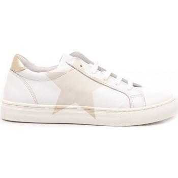 Scarpe Bambina Sneakers basse Chiara Luciani Chiara Luciani Sneakers Bambina Vitello Bianco bianco, oro