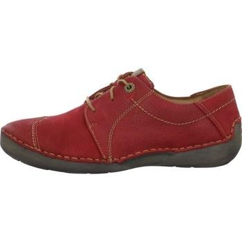Scarpe Donna Sneakers basse Josef Seibel Fergey 20 Rosso,Carminio