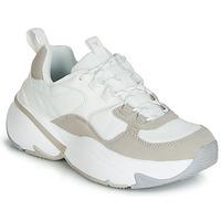 Scarpe Donna Sneakers basse Victoria AIRE NYLON/SERRAJE PU Bianco