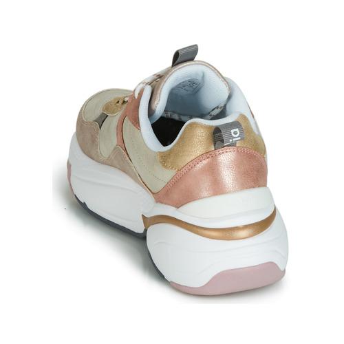 Donna Consegna Sneakers 4140 Basse Metalico Aire Beige Gratuita Nacar Victoria Scarpe Pk80wnO