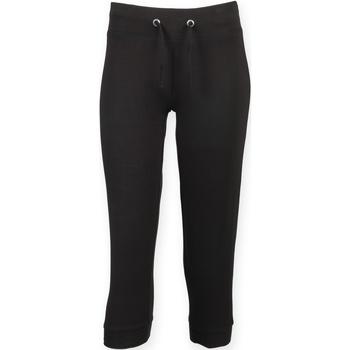 Abbigliamento Donna Pantaloni da tuta Skinni Fit SK423 Nero