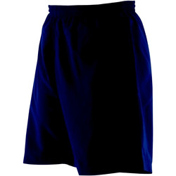 Abbigliamento Uomo Shorts / Bermuda Finden & Hales LV830 Blu navy