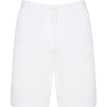 Abbigliamento Uomo Shorts / Bermuda Front Row FR605 Bianco