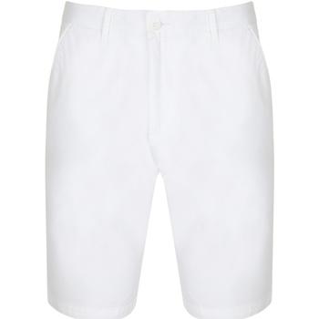 Abbigliamento Donna Shorts / Bermuda Front Row FR606 Bianco