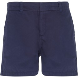 Abbigliamento Donna Shorts / Bermuda Asquith & Fox AQ061 Blu navy