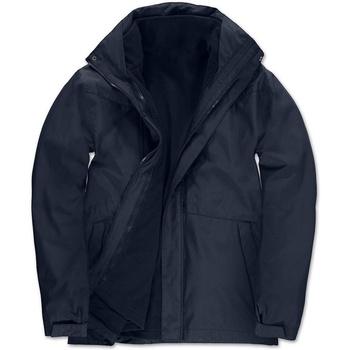 Abbigliamento Uomo Parka B And C Corporate Blu navy