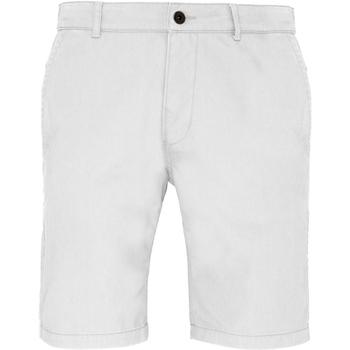 Abbigliamento Uomo Shorts / Bermuda Asquith & Fox AQ051 Bianco